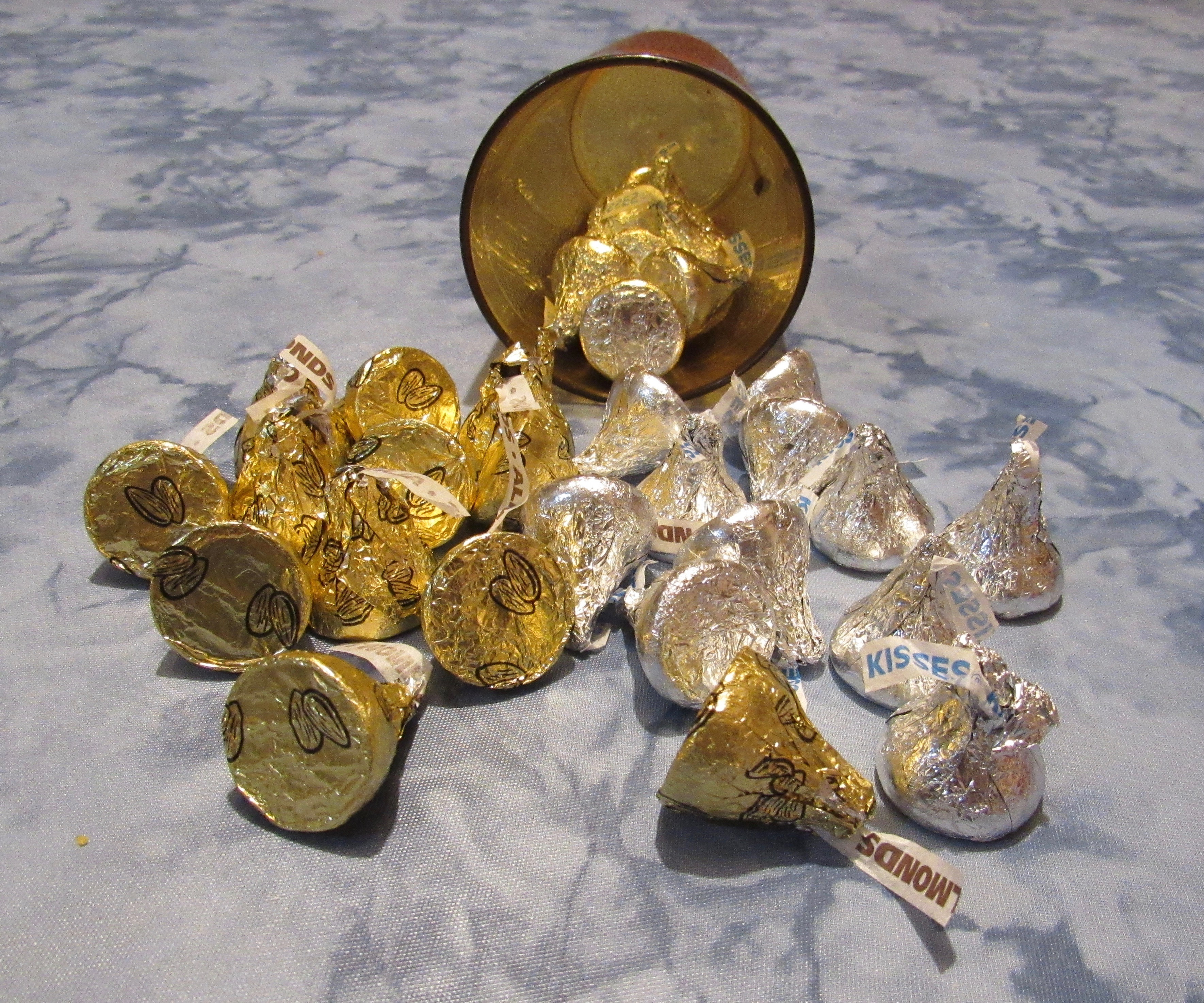 Picture of the Hershey Kisses candy used in this activity