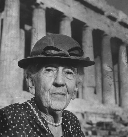 picture of Edith Hamilton
