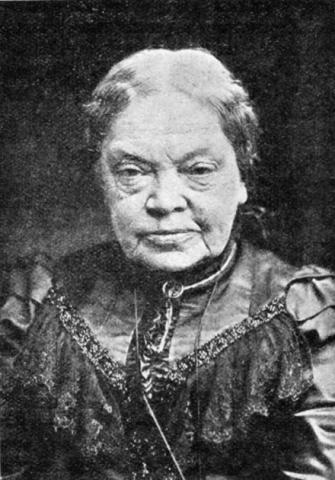 picture of Baroness Marie Ebner-Eschenbach